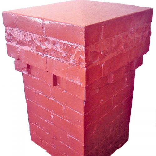 Composite Replica Chimney