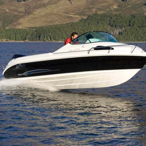 Reflex powerboats