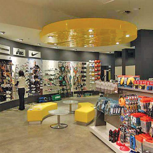 Shop fitting