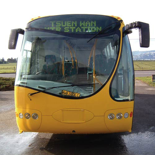 Designline Electric Bus